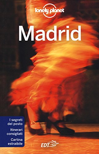 9788859226116: Madrid. Con cartina (Guide città EDT/Lonely Planet)