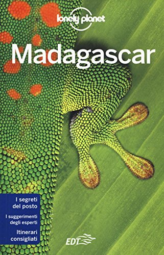 9788859226499: Madagascar (Guide EDT/Lonely Planet)