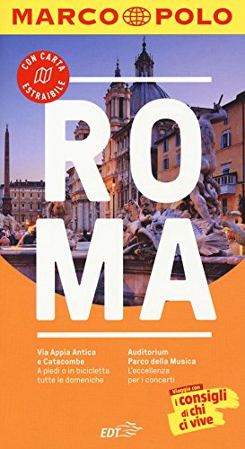 9788859232018: Roma. Con atlante stradale (Guide Marco Polo)