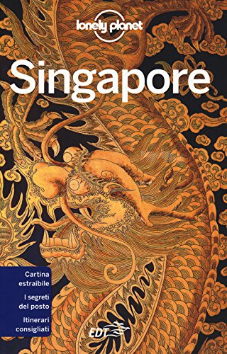 9788859245926: Singapore. Con carta estraibile