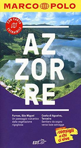 9788859246671: Azzorre. Con Carta geografica ripiegata