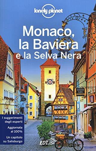 9788859256854: Monaco, la Baviera e la Selva Nera
