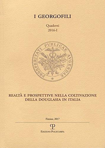 REALTA E PROSPETTIVE NELLA COLTIVAZIONE DELLA DOUGLASIA: AA.VV.