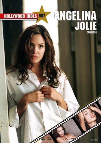 9788859700920: ANGELINA JOLIE 2007 calendar