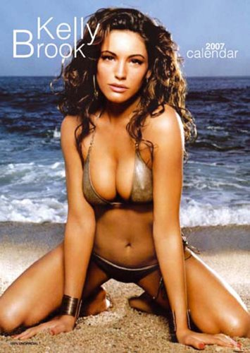 9788859701088: 2007 Kelly Brook Poster Size Wall Calendar