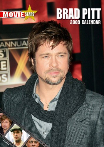9788859701736: Brad Pitt 2009 Wall Calendar IMACA267