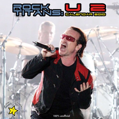 9788859704027: U2 CALENDAR 2010