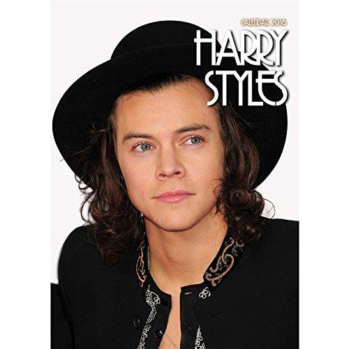 9788859708681: Harry Styles A3 Calendar 2016