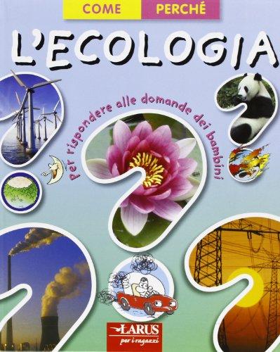 9788859950592: Ecologia