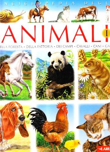 9788859964506: L'enciclopedia degli animali: 1