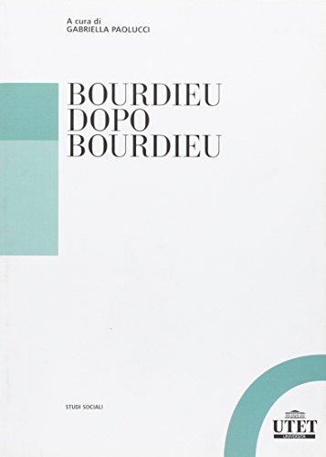 9788860082619: Bourdieu dopo Bourdieu (Studi sociali)