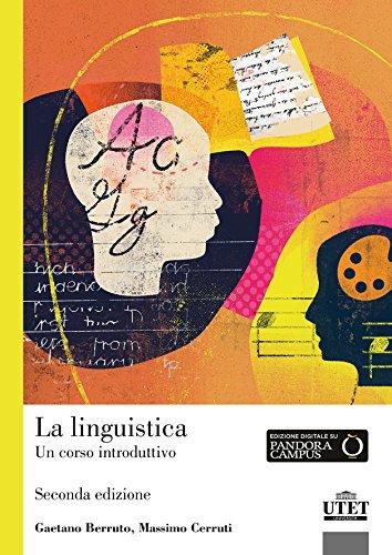 9788860084835: La linguistica. Un corso introduttivo