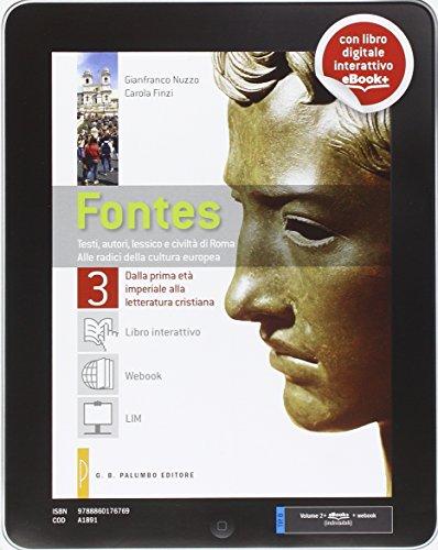 9788860176769: FontesLIM. Per i Licei e gli Ist. magistrali. Con e-book. Con espansione online. Con libro: 3