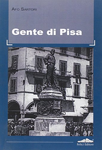 9788860195159: Gente di Pisa