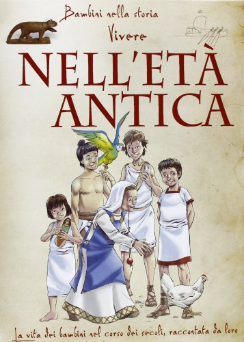 9788860235169: Nell'età antica. Libro pop-up (Libri pop up)
