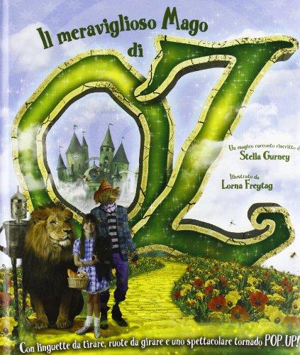 9788860235428: Il meraviglioso mago di Oz. Libro pop-up