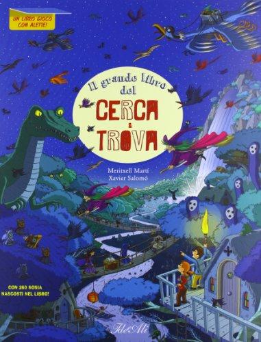 9788860235657: Il grande libro del cerca&trova. Ediz. illustrata
