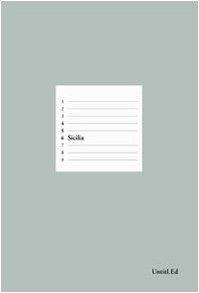 9788860240064: Sicilia (Untitl.Ed)