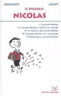 9788860362858: Il piccolo Nicolas (Fiabe e storie)