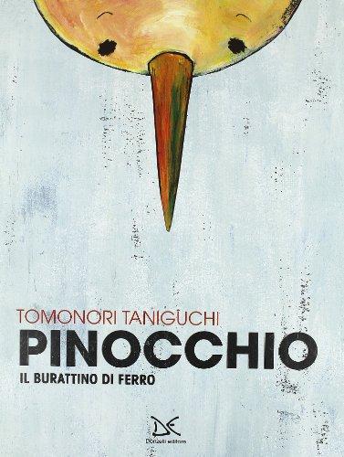 Pinocchio. Il burattino di ferro: Tomonori Taniguchi