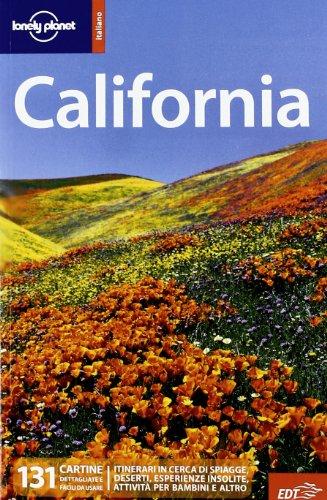 9788860404626: California Lonely Planet Italia Travel Guide