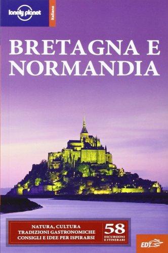 9788860405418: Bretagna e Normandia (Guide EDT/Lonely Planet)