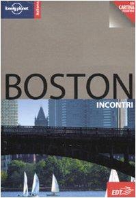 9788860406293: Boston. Con cartina