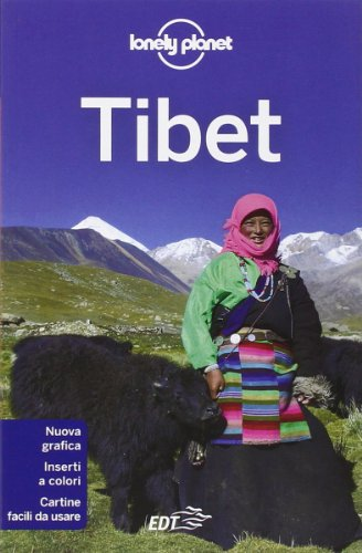 9788860407627: Tibet (Guide EDT/Lonely Planet)