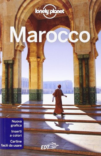 9788860407771: Marocco (Guide EDT/Lonely Planet)
