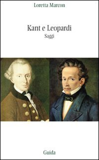 9788860427908: Kant e Leopardi