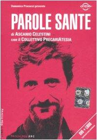9788860440594: Parole sante. Con DVD