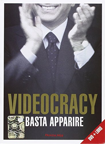 9788860441447: Videocracy. Basta apparire. DVD. Con libro