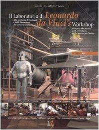 9788860480026: Il laboratorio di Leonardo. Alla scoperta dei misteri e delle invenzioni del genio universale. Ediz. italiana e inglese. Con gadget. Con CD-ROM