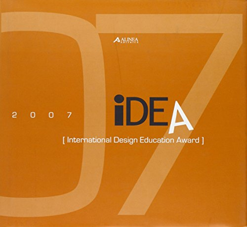 9788860552365: Idea (International design education award)