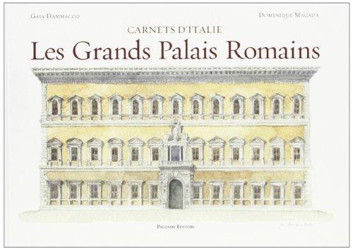 9788860604170: Les grands palais romains
