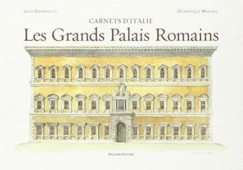 9788860605924: Les grands palais romains