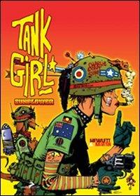 9788860631442: Sunflower. Tank girl