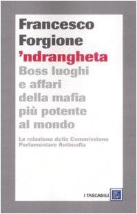'Ndrangheta. Boss luoghi e affari della mafia più potente del mondo. La relazione della...