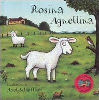 9788860791771: Rosina agnellina. Libro puzzle. Ediz. illustrata