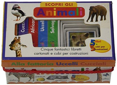 9788860796660: Scopri gli animali. Ediz. illustrata. Con gadget
