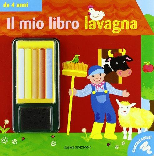 9788860797520: Il mio libro lavagna. Ediz. illustrata. Con gadget