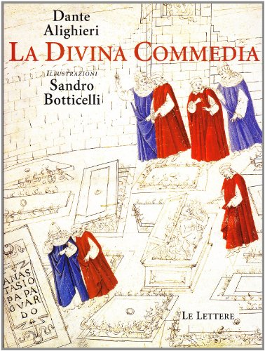 9788860871251: La Divina Commedia illustrata da Sandro Botticelli