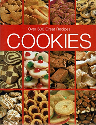 9788860980755: Cookies - Over 600 Great Recipes