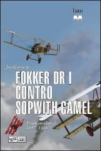 9788861020894: Fokker Dr I contro Sopwith Camel. Fronte occidentale 1917-1918