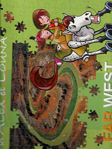 9788861120914: Far West : Les puzzles d'Alex et Louna