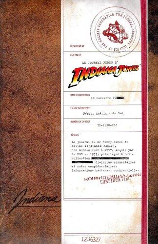 9788861121324: Le journal perdu d'Indiana Jones