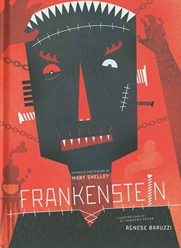 Frankenstein. livre pop-up