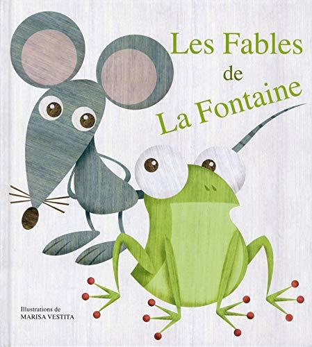 9788861126213: Les Fables de La Fontaine