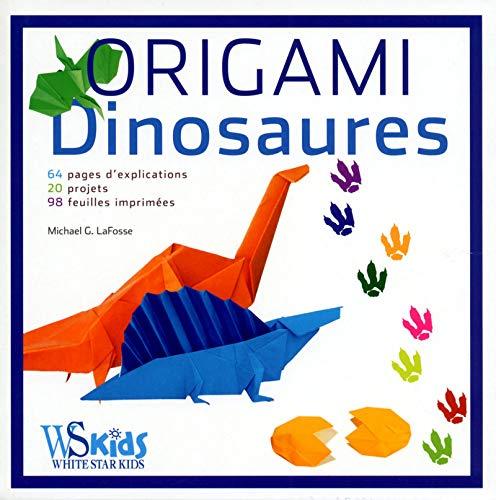 9788861126701: Origami - Dinosaures