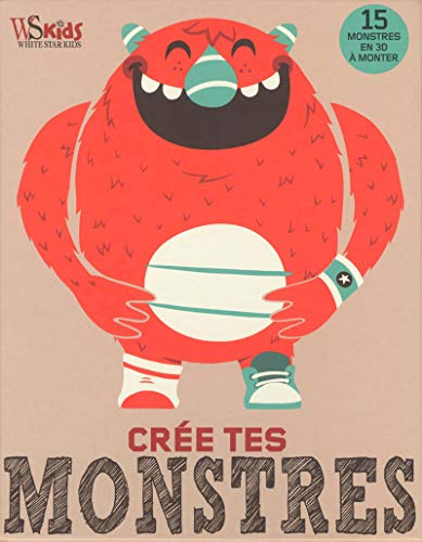 9788861126824: Crée tes monstres